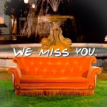We miss you ;c