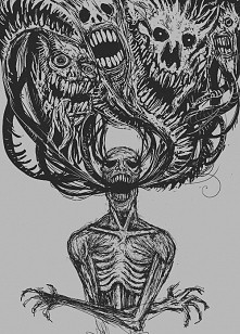 You can't escape all your demons...