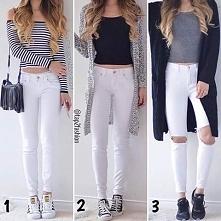 Dziewczyny która stylizacja fajniejsza?