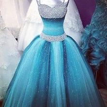 Suknia jak marzenie... :)