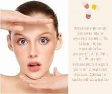 Łojotokowe zapalenie skóry - krótka porada żywieniowa.