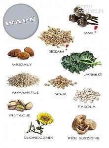 (Ca) jest składnikiem mineralnym, którego mamy w ciele najwięcej. Stanowi on aż 40% wszystkich zawartych w organizmie minerałów. Całkowita zawartość wapnia u dorosłego człowieka...