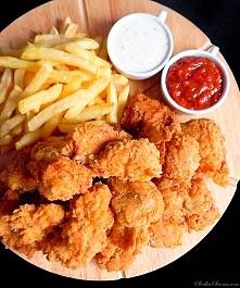 Domowe Bites jak z KFC przepis