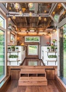 W takiej kuchni aż chcę się gotować :)