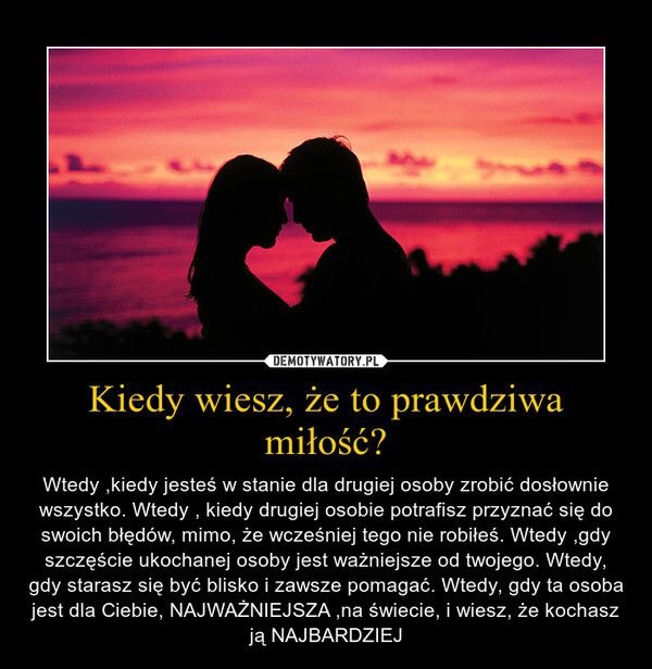 miłość na Cytaty motywacyjne i inne - Zszywka.pl