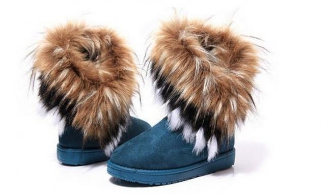 Super ciepłe i wygodne eskimoski. Bardzo ciekawe futerko.