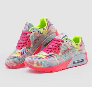 Super kolorowe buty. Idealne do biegania. Tylko dla odważnych. Klik w zdjęcie.
