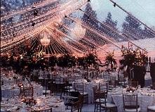 bajkowy namiot na wesele