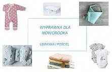 Lista niezbędnych dla noworodka ubranek i okryć