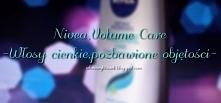 A dzisiaj przychodzę do Was z recenzją odżywki Nivea,Volume Care. Zapraszam! wlosowyktosiek.blogspot.com