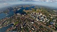 jak ja bym chciała odwiedzić to miasto... Sydney