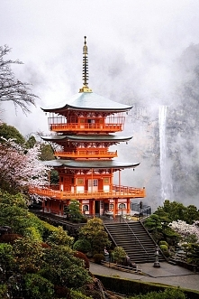 Pałac Seiganto-ji, Japonia ♥