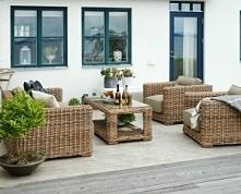 Technorattan - ulubiony produkt do tworzenia estetycznych a przede wszystkim trwałych mebli do ogrodu!