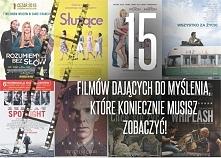 15 filmów dających do myśle...