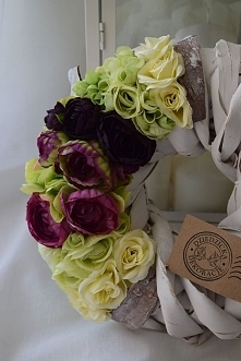 Wianki kwiatowe od Dziedzicka Dekoracje