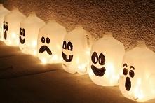 fajna ozdoba na halloween