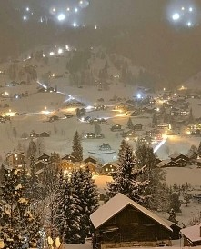 Szwajcaria <3 Tam mogłabym spędzić święta :)