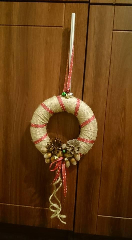 Rękodzieła na okres Bożego Narodzenia :)