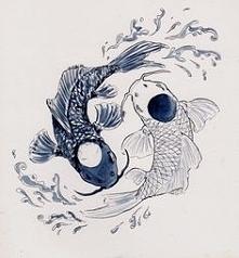 ryby yin i yang