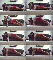 Bardzo skuteczne ćwiczenia ...
