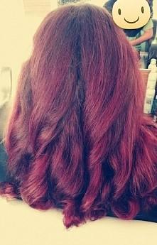 Niezawodny fryzjer jak i kolor <3
