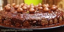 Ciasto czekoladowe z coca colą - Wypieki Beaty