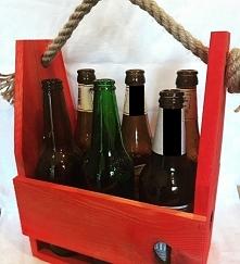 Skrzynka na piwo,idealna na prezent dla Pana:)