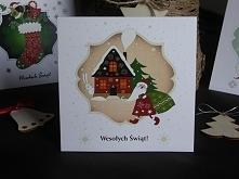 Kartka świąteczna dostępna ...