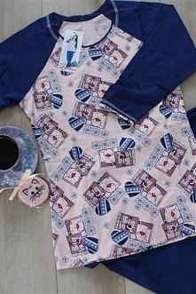 Słodka piżamka w misie w sklepie Olive.pl
