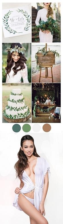 Inspiracja ślubna w stylu B...