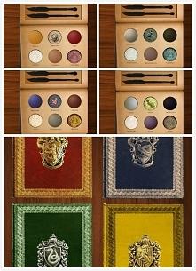 Co powiecie na paletki inspirowane Harrym Potterem?  To, przynajmniej póki co, pomysł jednej z użytkowniczek Reddit. Projekt wygląda jednak tak zachęcająco, że nie zdziwiłabym s...