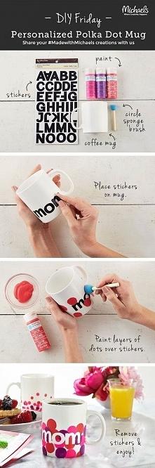 Świetny pomysł na oryginalny kubek!