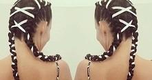 Jezu ale piękne włosy <3 Gorset we włosach... kto takie potrafi zrobić?!