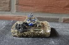Orgonit® - Orgon Generator Piramida -Tachyon Orgonit® Piramida z Magnesitem i...