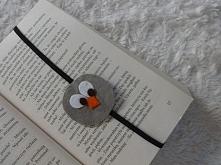 Zakładka do książki sówka:)...