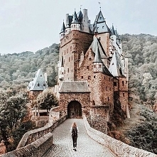 Zamek Eltz, Niemcy ♥