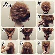 fryzury i upięcia