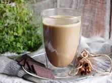 Dyniowe latte z Inką i kakao / Pumpkin chicory latte with cocoa