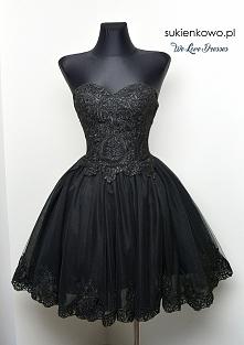 CARACHEL - Gorsetowa sukien...