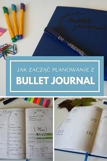 Jak planujecie swoje codzienne zadania? Słyszeliście kiedyś o Bullet Journal? Dla mnie to planner idealny. Jak zacząć i co to właściwie jest BuJo? Odpowiedzi w poście