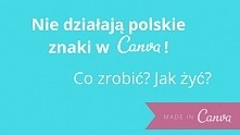 Nie działają Ci polskie zna...