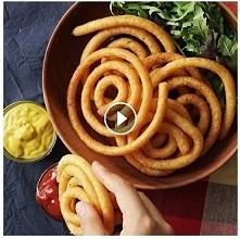 Spirale ziemniaczane  podaw...
