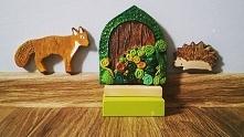 Leśne zwierzaki handmade