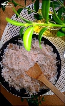 Smażony ryż z jabłkiem i cynamonem *przepis po kliknięciu