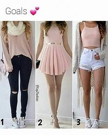 Dziewczyny która stylizacja wam się podoba?