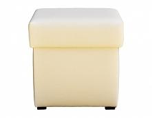 Pufa DUO COLOR - otwierana pufa z praktycznym schowkiem. Wykonana z wysokiej ...