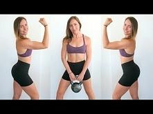 Big A$$ Kettlebell BOOTY Workout | Strength Training + Tabata