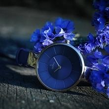 Wyjątkowej urody damski zegarek Obaku Denmark o niepowtarzalnym, minimalistycznym wzornictwie