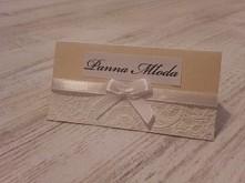 Winietki na moje wesele :) ...