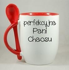 Kubek perfekcyjnej Pani cha...